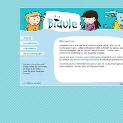 Apprendre à lire avec Bidule, Elliot et Emma !