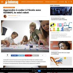 Apprendre à coder à l'école avec OZOBOT, le mini robot – Ludovia Magazine