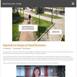 Apprendre le design sur OpenClassrooms