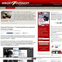 Apprendre Photoshop : 11 tutoriels gratuits pour apprendre la retouche d'images - Actualités, tutoriels, tests et forum photo Nikon Passion