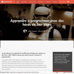 Apprendre à programmer avec des héros de Star Wars - Tech - Numerama
