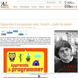 Apprendre à programmer avec Scratch : code toi-même !
