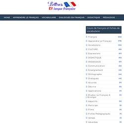 Phrases pour apprendre à poser des questions en français