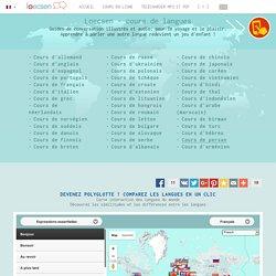 Langues - LOECSEN - Apprendre rapidement une langue (anglais, espagnol, italien, chinois...)