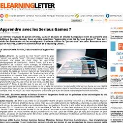 Apprendre avec les Serious Games ?