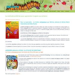 Méthode pour apprendre l'anglais aux enfants