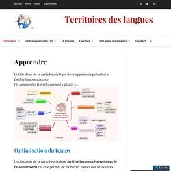 Apprendre – Territoires des langues