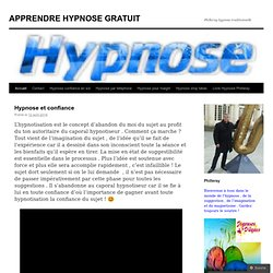 Hypnose traditionnelle Philleray
