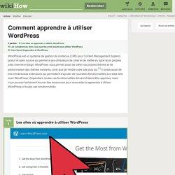 Comment apprendre à utiliser WordPress: 12 étapes
