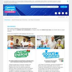 Deux concours sur l'énergie pour les primaires, les collèges et les lycées.