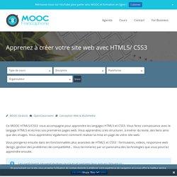 Apprenez à créer votre site web avec HTML5/ CSS3
