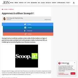 Apprenez à utiliser Scoop.it!