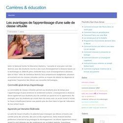 Les avantages de l'apprentissage d'une salle de classe virtuelle - Carrières & éducation - buyitblack.com