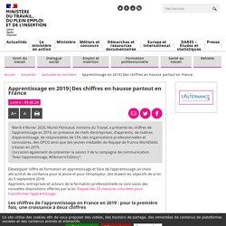 Des chiffres en hausse partout en France