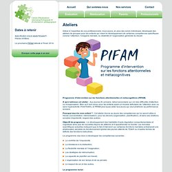 Aide aux enfants hyperactifs, ayant des troubles d'apprentissage, des troubles de comportement, difficultés à l'école (TDA/TDAH)