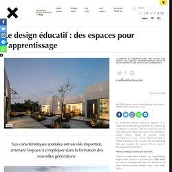 Le design éducatif : des espaces pour l'apprentissage