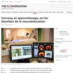 Cerveau et apprentissage, ou les bienfaits de la neuroéducation