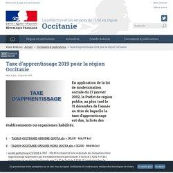 La préfecture et les services de l'État en région Occitanie