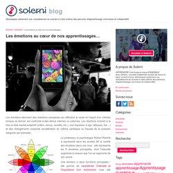 Les émotions au cœur de nos apprentissages… - le blog de Solerni – plateforme de MOOCs