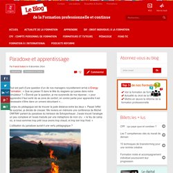 Blog Formation professionnelle