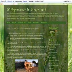 (Ré)apprivoiser le Dragon Vert: A.3) Communauté autonome du Valhalla