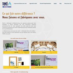 Approche & Outils