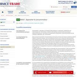 Approcher le consommateur au Brésil - Observer les pays