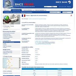 Approcher le consommateur en France - Observer les pays - BMCE Trade