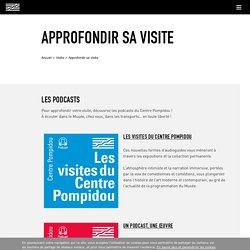 Approfondir sa visite – Centre Pompidou