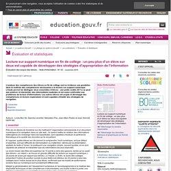 Une évolution possible vers la pédagogie entièrement numérique? Le gouvernement approuve.