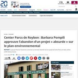 Center Parcs de Roybon : Barbara Pompili approuve l'abandon d'un projet « absurde » sur le plan environnemental 9 juillet 2020
