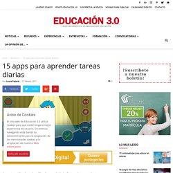 15 apps para aprender tareas diarias
