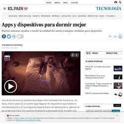 Apps y dispositivos para dormir mejor