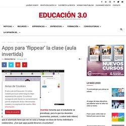 Apps para 'flippear' la clase