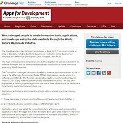 Apps for Development