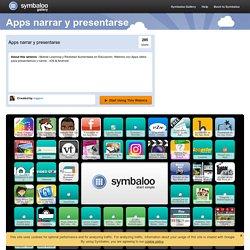 Apps narrar y presentarse