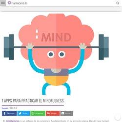 7 apps para practicar el mindfulness