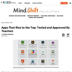 Apps That Rise to the Top