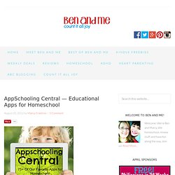 Educational Apps for Homeschool