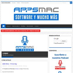 AppsMac.com - Software para tu Mac