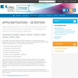 Appui-Motivation – 2e édition