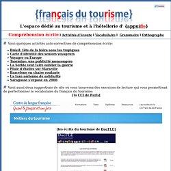 {appuiFLE} tourisme