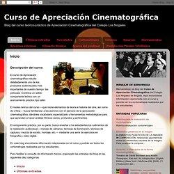 Curso de Apreciación Cinematográfica: Inicio