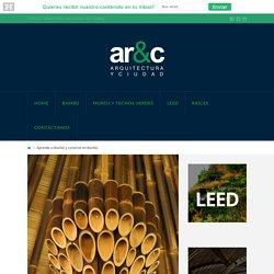 Aprende a diseñar y construir en Bambú - Arquitectura&Ciudad