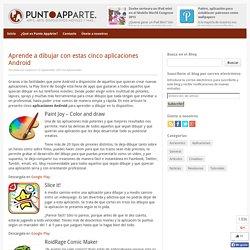 Aprende a dibujar con estas cinco aplicaciones Android Punto AppArte