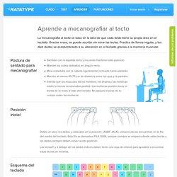Aprende a escribir más rápido en el teclado — Ratatype