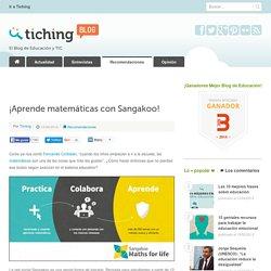 ¡Aprende matemáticas con Sangakoo!