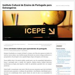Instituto Cultural de Ensino de Português para Estrangeiros