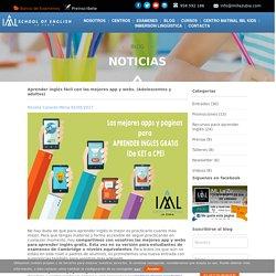 Aprender inglés fácil con las mejores app y webs. (Adolescentes y adultos) - Recursos para aprender inglés - Blog - IML La Zubia - Granada
