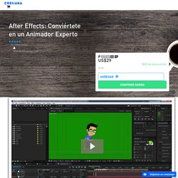Aprender After Effects: Conviértete en un animador experto